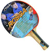 Ракетка для настольного тенниса Stiga Rossa WRB 2836, КОД: 1552369