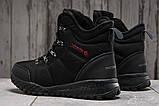 Зимові чоловічі кросівки 31232, Columbia Waterproof, чорні, [ 42 ] р. 42-27,5 див., фото 2