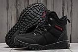 Зимові чоловічі кросівки 31232, Columbia Waterproof, чорні, [ 42 ] р. 42-27,5 див., фото 3
