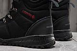 Зимові чоловічі кросівки 31232, Columbia Waterproof, чорні, [ 42 ] р. 42-27,5 див., фото 4