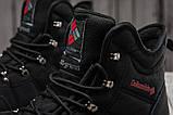 Зимові чоловічі кросівки 31232, Columbia Waterproof, чорні, [ 42 ] р. 42-27,5 див., фото 5