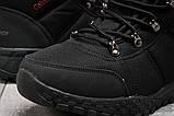 Зимові чоловічі кросівки 31232, Columbia Waterproof, чорні, [ 42 ] р. 42-27,5 див., фото 6