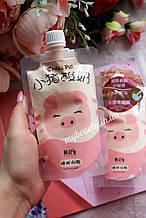 Нічна маска для обличчя Hankey Pig Sleeping mask з екстрактом йогурту 170 g