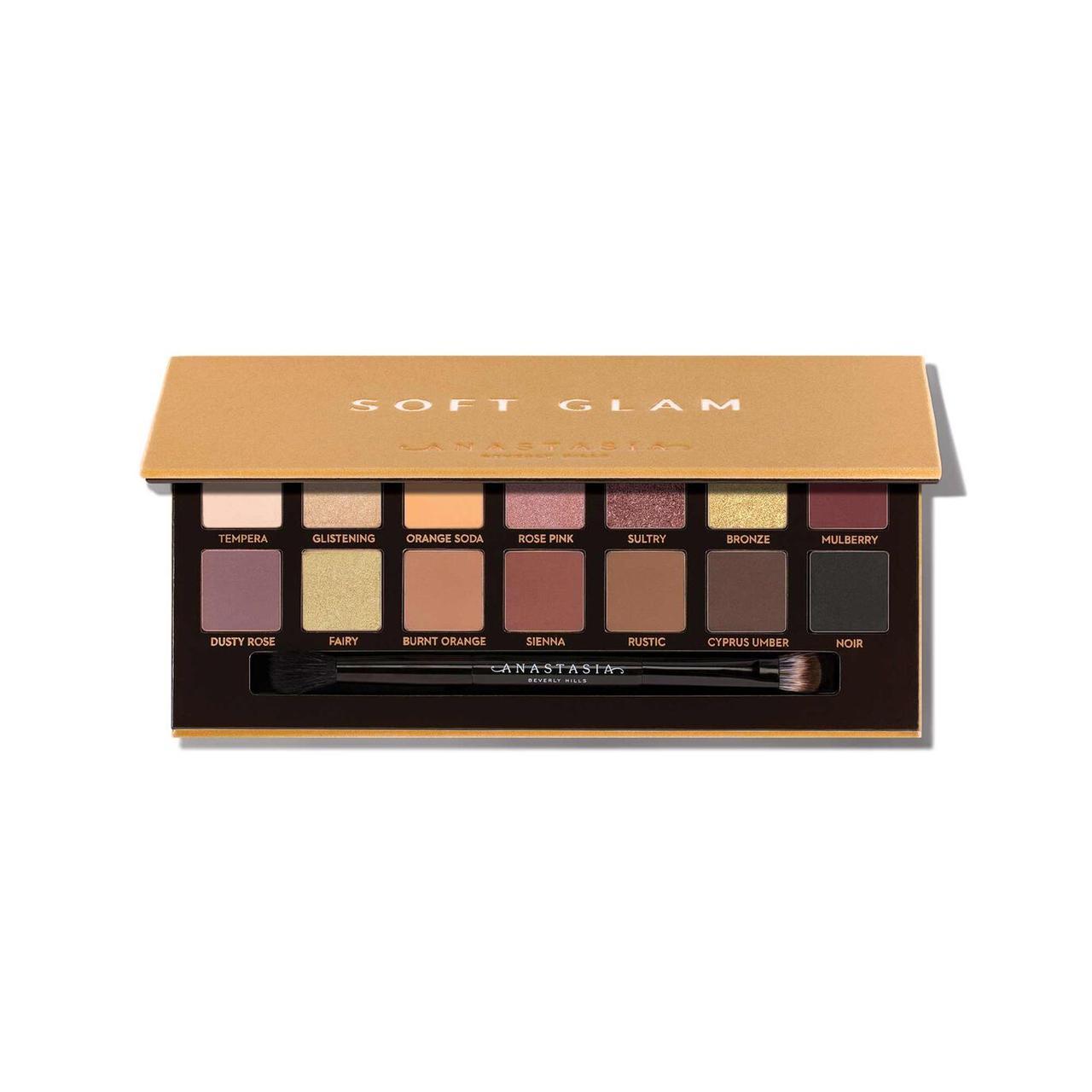 Палетка тіней Anastasia Beverly Hills Soft Glam Eyeshadow Palette