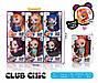 """Кукла """"Club chic Dolls"""" №01911 с длинными волосами 15см, фото 3"""