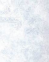 Антик голубой 250х6000х8мм. Пластиковые панели Venta (Вента)