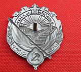 Орден Трудового Красного Знамени Туркменской ССР 1926-1933 г. копия, фото 3