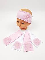 Повязки на голову детские для девочек оптом, Польша (Ala Baby)