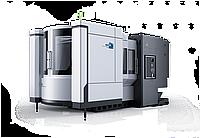 Горизонтальный обрабатывающий центр серии MDH40P 400х400 мм