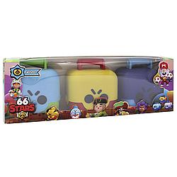 Герої LDY 220936 (192) Brawl Stars, 3 штуки в коробці [Коробка] - 6971631426061