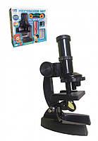 Микроскоп игрушечный 3103 А с аксессуарами (Черный)