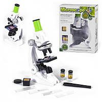 Микроскоп игрушечный C 2139 с аксессуарами