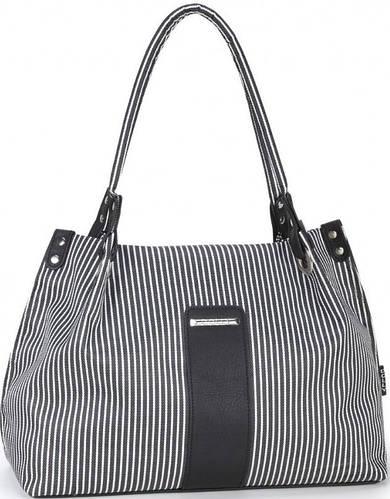 Женская оригинальная сумка из прочной ткани Dolly (Долли) 461 черный