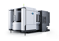 Горизонтальный обрабатывающий центр серии MDH50 500х500 мм