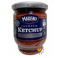 Кетчуп Madero Premium Ketchup (мед, часник, тимян) 300 г