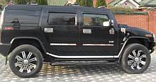Вітровики Hummer H2 2002 Cobra Tuning