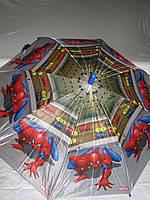 Зонт детский Человек-паук от 3 лет