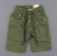 Котоновые шорты для мальчиков F&D