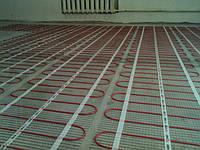 Монтаж установка теплої підлоги в Запоріжжі та Запорізькій області