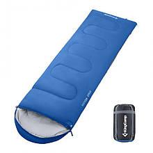 Спальный мешок KingCamp Oasis 250 L Blue (KS3121 L Blue)