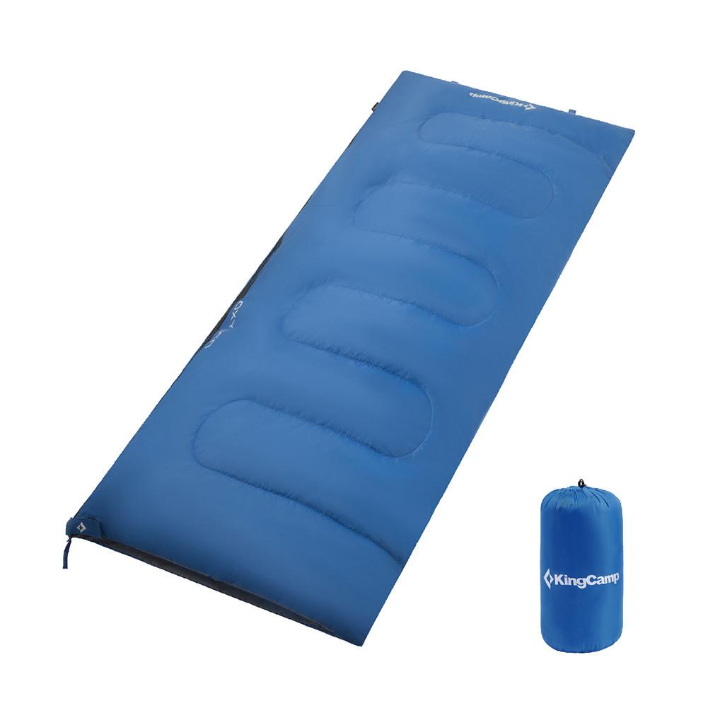Спальный мешок KingCamp Oxygen L Dark blue (KS3122)