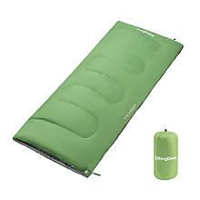 Спальный мешок KingCamp Oxygen R Green (KS3122)