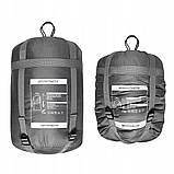Спальный мешок SportVida SV-CC0015 Grey/Green, фото 4
