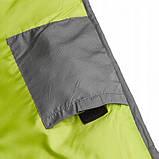 Спальный мешок SportVida SV-CC0015 Grey/Green, фото 7