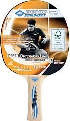 Ракетка для настольного тенниса Donic Ovtcharov 300 FSC 9438, КОД: 1552701
