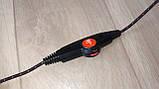 Навушники ігрові з мікрофоном та підсвіткою HAVIT HV-H657D GAMING, black, фото 6