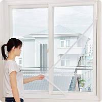 Москитная сетка на окна 150*130 см