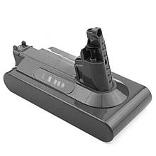 Аккумулятор для пылесоса Dyson V10, SV12  Li-ion, 3000mAh, 25.2 Вольт