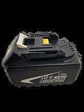 Аккумулятор Makita BL1830B, Макита BL1830, BL1850B, BL1860B BL1840B BL1850 632G12-3 3000 mAh 18 V Вольт Li-ion