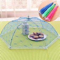 Москитная сетка - зонт для еды 60 см