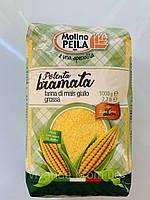 Полента - кукурудзяна крупа грубого помолу, 1кг Італія