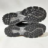 Летние мужские кроссовки Bass (Бас) легкие из текстиля Черные, фото 8