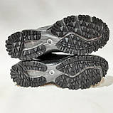 Літні чоловічі кросівки Bass (Бас) легкі з текстилю Чорні, фото 8