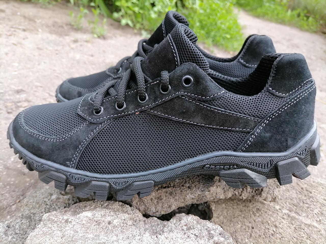 Кросівки тактичні літні MAX Heat M5 black
