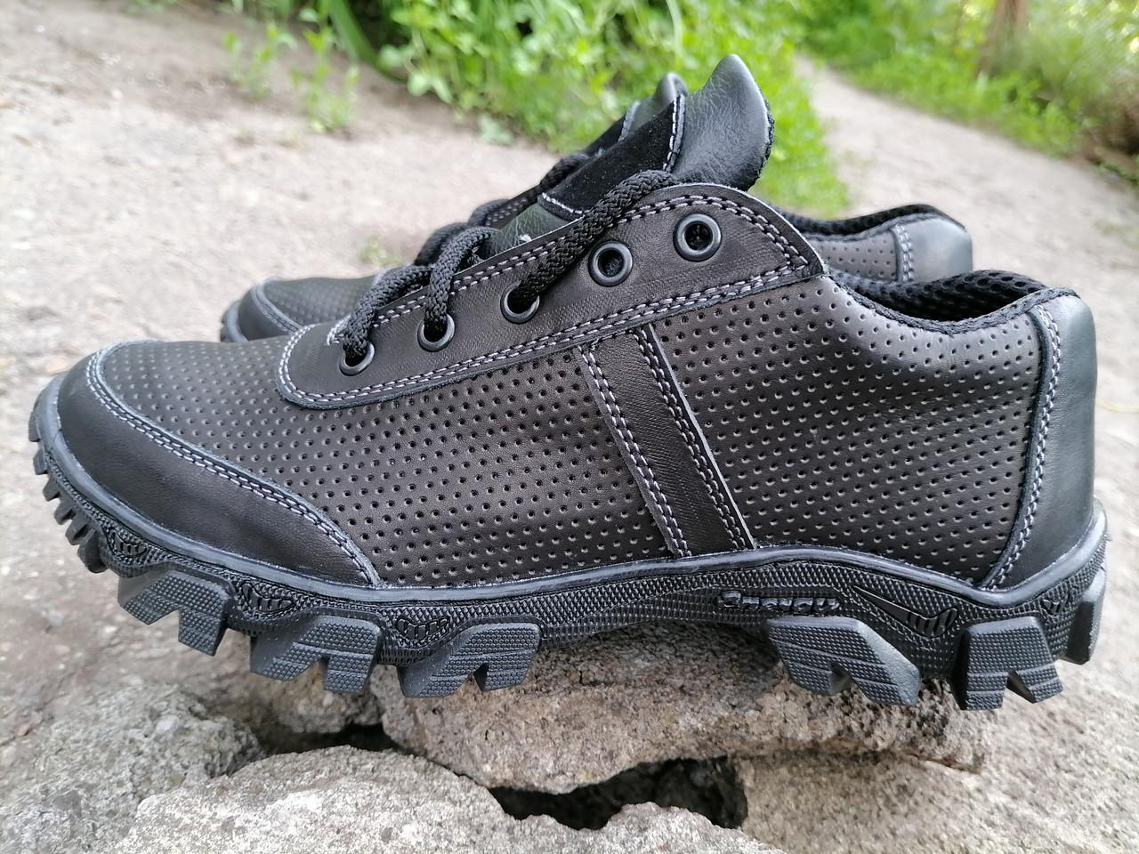 Кросівки тактичні літні  перфорація  MAX Tactic AIR 2, black