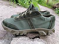 Кроссовки тактические  демисезонные MAX Tactic Balance, зеленые, фото 1