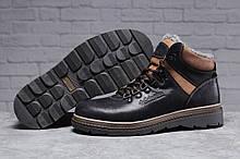 Зимние мужские ботинки 31502, Columbia Sportwear (мех), черные [ 44 ] р.(42-28,0см)