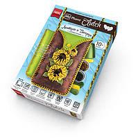 """Комплект для творчества Dankotoys  """"My Phone Clutch"""" чехлы с вышивкой лентами"""