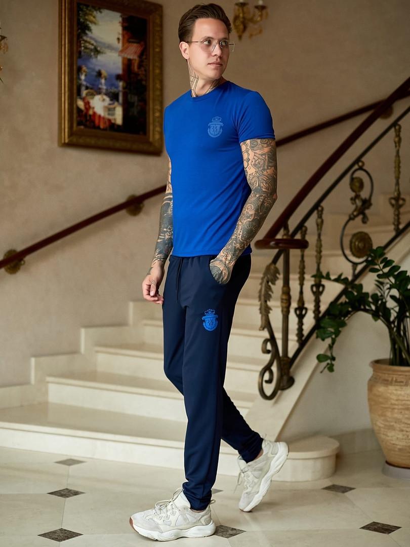 Літній костюм футболка і штани 1358 (РВ)