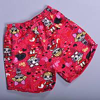Дитячі літні шорти для дівчаток від 5-8 років (4 од. уп. ), фото 1