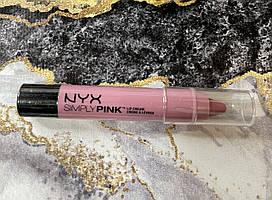 NYX помада-карандаш отенок First Base