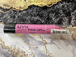 NYX карандаш-помада оттенок Flushed
