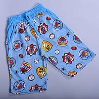 """Літні дитячі шорти """"Спорт"""", трикотаж, для хлопчика зростанням 5-8 років (4 од. уп. )"""