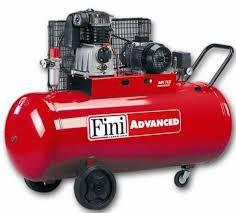 Поршневой компрессор 556л/мин, 270л, 4кВт Fini MK113-270L-5,5
