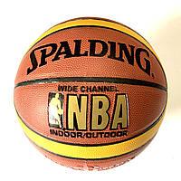 М'яч баскетбольний №7 SPL PVC, фото 1
