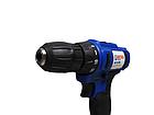 Шуруповерт акумуляторний Витязь ТА 18-2ЛН (з набором інструментів). Білоруський Шуруповерт, фото 5
